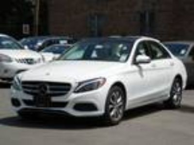 $25500.00 2016 Mercedes-Benz C-Class with 45044 miles!