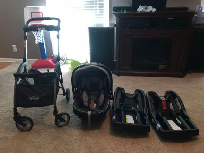Graco Snugride 35 Set