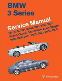 Sell BMW 3 Series E46 NEW Bentley Printed Service Manual 99 to 05 listed FREE SHIP motorcycle in Williamsburg, Massachusetts, United States, for US $97.00