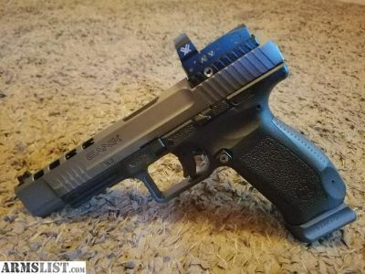 For Sale: Canik TP9sfx with Vortex Red Dot