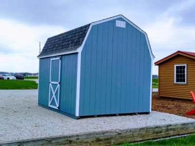 USED Storage Shed