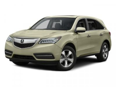 2015 Acura MDX Base (Graphite)