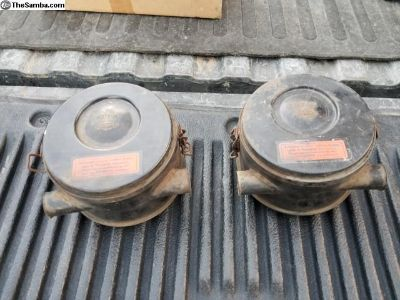 Porsche 356 356 B Air Cleaners