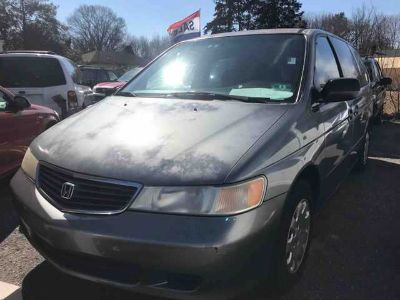 Used 2001 Honda Odyssey for sale