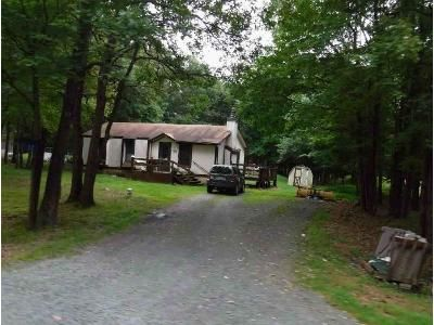 3 Bed 1.5 Bath Foreclosure Property in Albrightsville, PA 18210 - Larch Ln