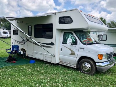 2003 Four Winds 5000 22RK