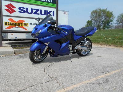 2007 Kawasaki Ninja ZX -14 SuperSport Motorcycles Belvidere, IL