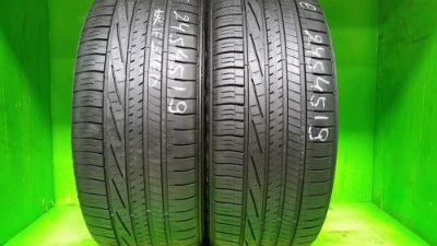 Buy 2 Tires 245 45 19 Goodyear Eagle RS-A2 motorcycle in Orlando, Florida, United States, for US $130.00