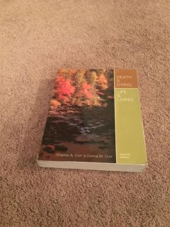 Death & Dying Life & Living textbook