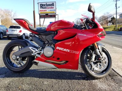 2014 Ducati Superbike 899 Panigale SuperSport Motorcycles Fort Montgomery, NY