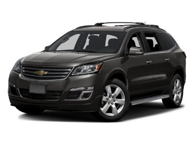 2016 Chevrolet Traverse LT (Tungsten)