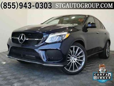 2017 Mercedes-Benz GLE GLE 43 AMG Coupe 4MATIC