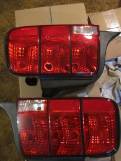 2005-2009 Mustang Tail Light