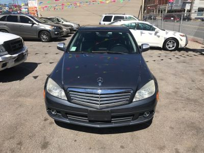 2008 Mercedes-Benz C-Class C300 (Steel Grey Metallic)