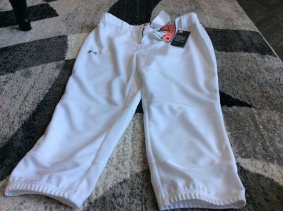 NWT. UNDER ARMOUR medium softball pants
