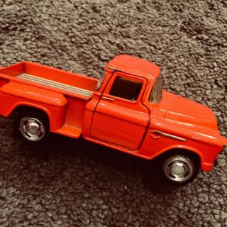 Antique-Looking Toy Chevrolet Pick-Up Truck.