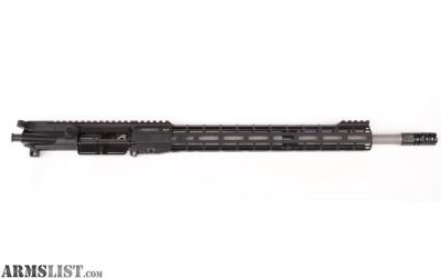 "For Sale: 223 WYLDE 17.7"" AERO M-LOK FREE FLOAT COMPLETE UPPER - NO BCG"