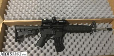 For Sale/Trade: AR-15 Palmetto State Armory