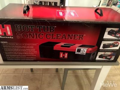 For Trade: Hornady Hot Tub