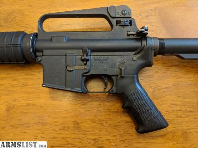 For Sale: Colt Ar-15A2