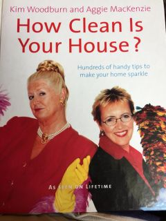How Clean is Your House? Hardback Book from the Lifetime Show.