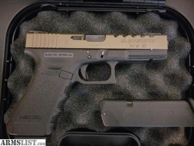 For Sale: Custom Glockmeister Gen 3 G22