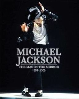 *****MICHAEL JACKSON THE MAN IN THE MIRROR BOOK *******