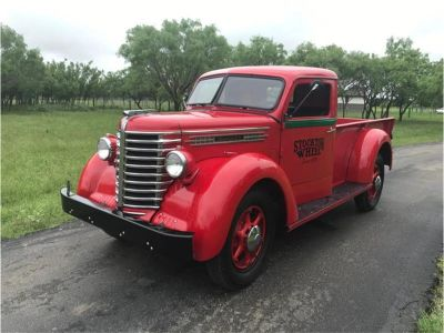 1945 Diamond T Pickup