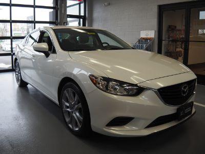 2016 Mazda Mazda6 i Touring (Snowflake White Pearl)