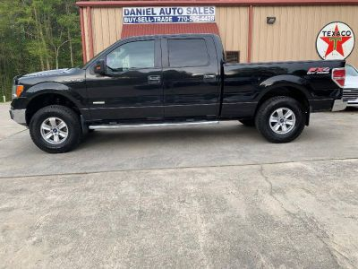 2012 Ford F150 SuperCrew FX4 4WD