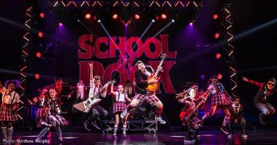 School of Rock The Musical-TixTM