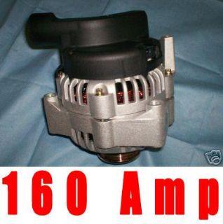 High Output 160 Amp NEW Alternator LS1 Chevy Camaro Pontiac Firebird Trans AM