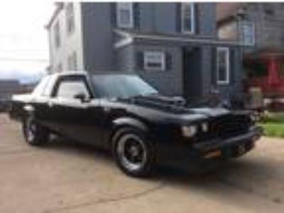 1987 Buick Grand National Regal 231-V6