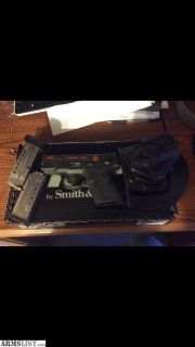 For Trade: Smith & Wesson M&P Performance Center 9mm