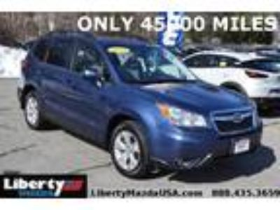 2014 Subaru Forester 2.5i Limited 4 DOOR 2.5 LIMITED/LEATHER WITH PANORAMIC