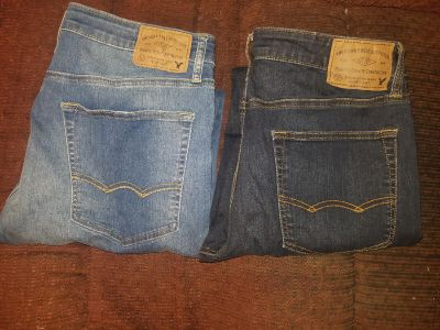 American Eagle Jeans 32 30 Mens