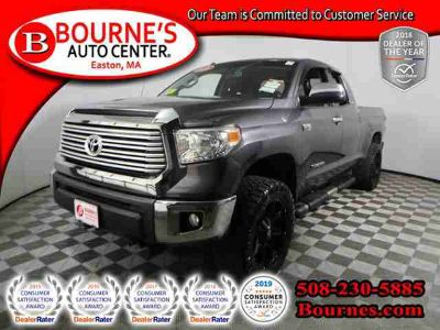 Used 2016 Toyota Tundra 4WD Double Cab 5.7L V8 6-Spd AT