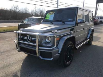 Used 2018 Mercedes-Benz G-Class 4MATIC SUV