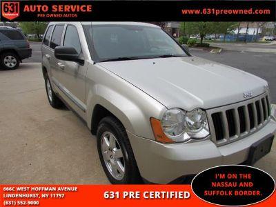 2009 Jeep Grand Cherokee Laredo (Light Graystone Pearl)
