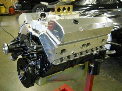 383 Stroker, Eagle Crank & Rods, Comp Hyd Roller Cam