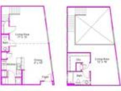 Post Uptown Village - Dual Level 1x1.5 1148 SF