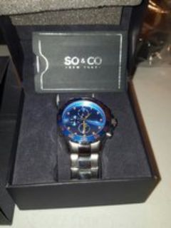 so & Co watch