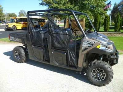 2017 Polaris Ranger Crew XP 1000 EPS Side x Side Utility Vehicles Union Grove, WI