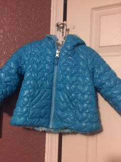 Size 24 months girl FREE COUNTRY jacket