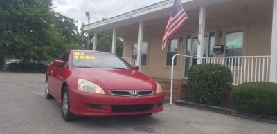 2006 Honda Accord LX (RED)