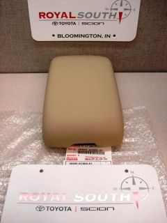 Find Toyota Avalon Ivory Center Console Armrest Lid Genuine OEM OE motorcycle in Bloomington, Indiana, US, for US $89.00