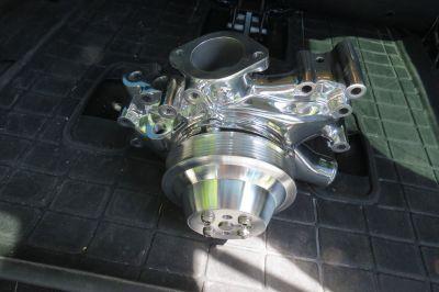 New 426 Aluminnum Water Pump