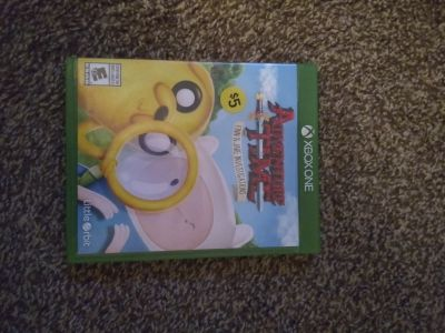 Adventure Time Xbox One game