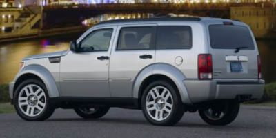 2008 Dodge Nitro SXT (Bright Silver Metallic)