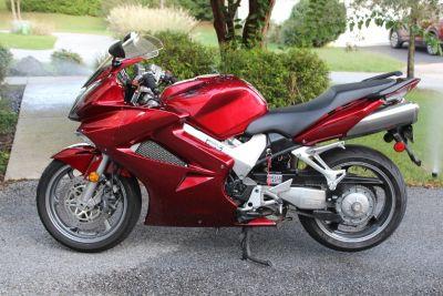 2007 Honda INTERCEPTOR VFR800